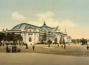 Art Prints of The Grand Palace, Exposition Universelle, 1900, Paris, France (387470)