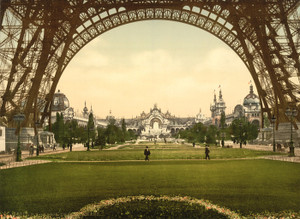 Art Prints of Champs de Mars, Exposition Universelle, 1900, Paris, France (387473)