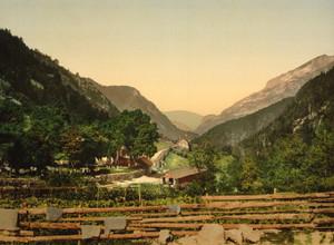 Art Prints of Gabas, Pyrenees, France (387539)