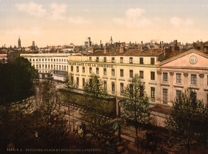 Art Prints of Lafayette Boulevard, Toulouse, France (387621)