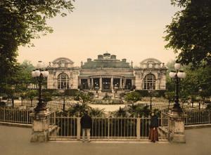 Art Prints of The Casino, Vichy, France (387726)
