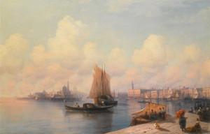 Art Prints of Venice by Ivan Konstantinovich Aivazovsky