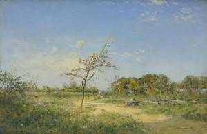 Art Prints of Spring 1888 by Ivan Pavlovich Pokhitonov