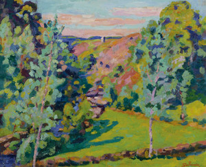 Art Prints of Valley Sedelle by Jean-Baptiste-Armand Guillaumin