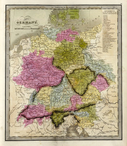 Art Prints of Germany, 1840 (4850011) by Jeremiah Greenleaf