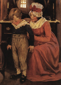 Art Prints of Mother and Child by Jessie Willcox Smith