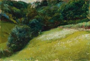 Art Prints of Field of Asturias, San Esteban de Pravia by Joaquin Sorolla y Bastida