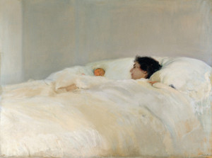 Art Prints of Mother by Joaquin Sorolla y Bastida