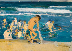 Art Prints of Study for Sad Inheritance by Joaquin Sorolla y Bastida