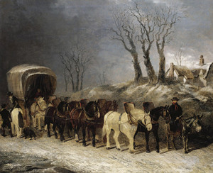 Art Prints of The London to York Carriage by John Frederick Herring