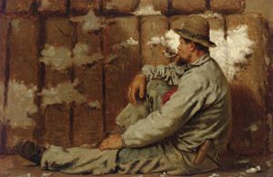 Art Prints of A Longshoreman by John George Brown