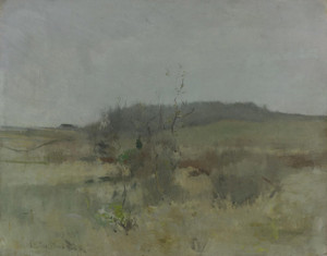 Art Prints of Grey Day by John Henry Twachtman