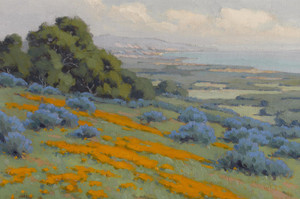 Art Prints of California Coastal Colors by John Marshall Gamble