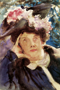 Art Prints of Alma Strettell by John Singer Sargent