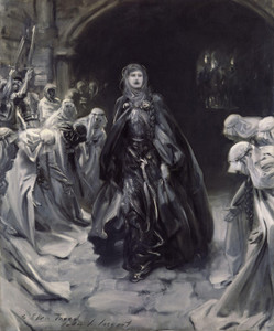Art Prints of Ellen Terry by John Singer Sargent