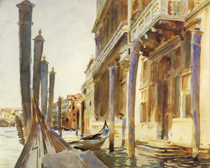 Art Prints of Grand Canal, Venice by John Singer Sargent