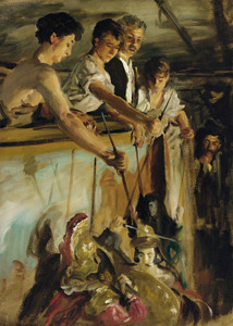 Art Prints of Marionettes by John Singer Sargent