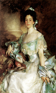 Art Prints of Mrs Abbott Lawrence Rotch by John Singer Sargent