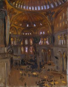 Art Prints of Santa Sofia by John Singer Sargent