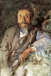 Art Prints of The Tramp by John Singer Sargent