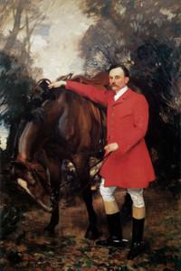 Art Prints of William Marshall Cazalet by John Singer Sargent
