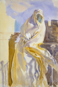 Art Prints of Arab Woman by John Singer Sargent