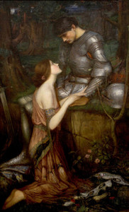 Art Prints of Lamia by John William Waterhouse