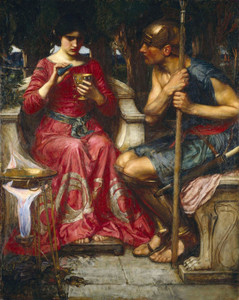 Art Prints of Jason and Medea by John William Waterhouse