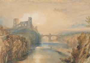 Art Prints of Barnard Castle by Joseph Mallord William Turner
