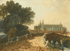 Art Prints of Eton from the Slough Road by William Turner