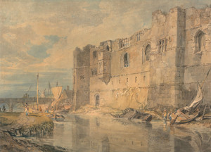 Art Prints of Newark Upon Trent by William Turner
