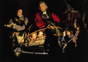 Art Prints of The Orrery by Joseph Wright of Derby