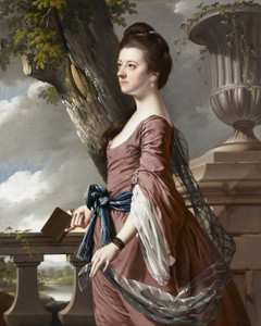 Art Prints of Mrs. Frances Hesketh by Joseph Wright of Derby