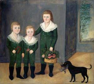 Art Prints of The Westwood Children by Joshua Johnson