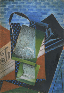 Art Prints of Abstraction by Juan Gris