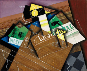 Art Prints of Fantasy by Juan Gris