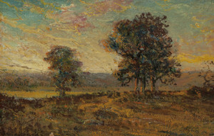 Art Prints of Twilight by Julian Onderdonk