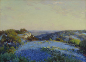 Art Prints of Near San Antonio by Julian Onderdonk
