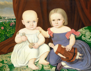 Art Prints of The Herbert Children by Lambert Sachs