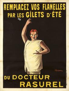 Art Prints of Docteur Rasurel by Leonetto Cappiello