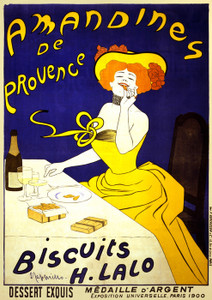 Art Prints of Amandines de Provence, 1900 by Leonetto Cappiello