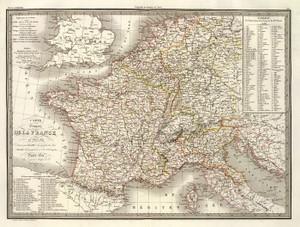 Art Prints of France, 1830 (2174021) by M. Pierre and Alexandre Emile Lapie