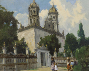Art Prints of Mexico by Marion Kavanaugh Wachtel
