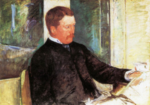 Art Prints of Alexander Cassatt by Mary Cassatt