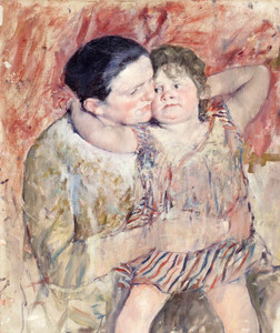 Art Prints of Woman and Child by Mary Cassatt