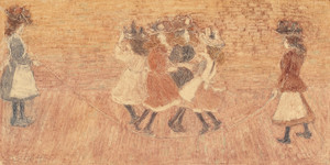 Art Prints of Skipping Rope by Maurice Prendergast