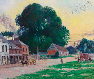 Art Prints of Vaugirard by Maximilien Luce