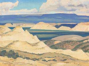 Boulder Valley by Maynard Dixon | Fine Art Print