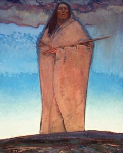 Art Prints of Iesaka Waken by Maynard Dixon