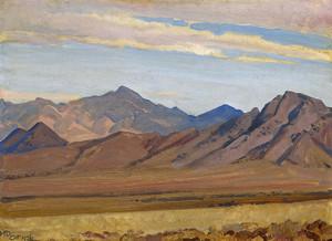 Southern Sierra by Maynard Dixon | Fine Art Print
